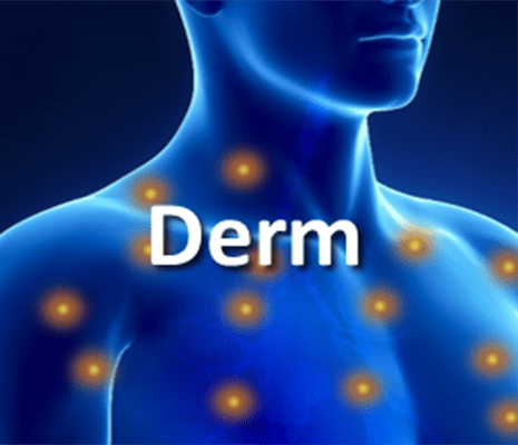 Dermatology course image